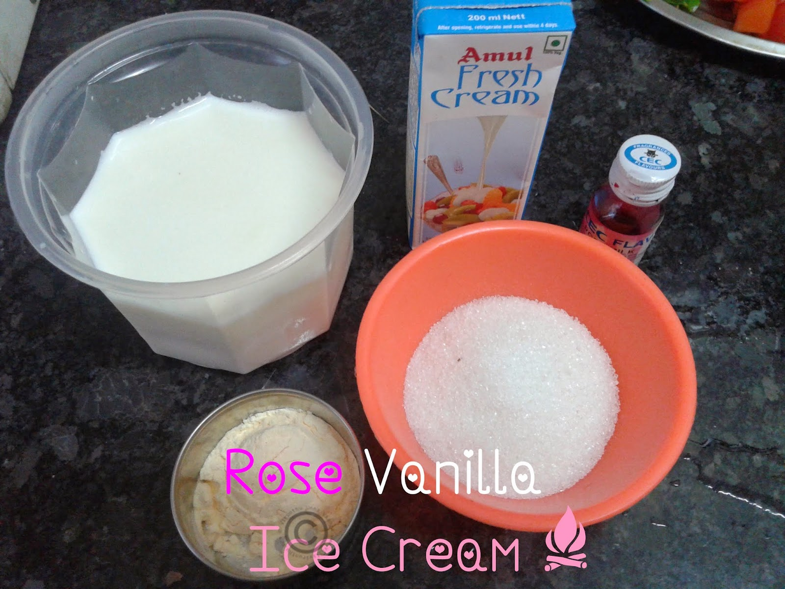 Vanilla-ice-cream