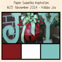 Paper Sweeties November Inspiration Challenge!