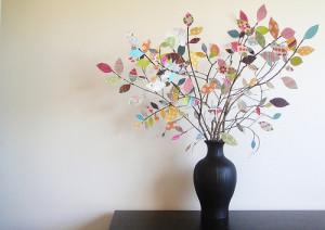 Tài liệu Trang trí phong khách bằng bình hoa handmade