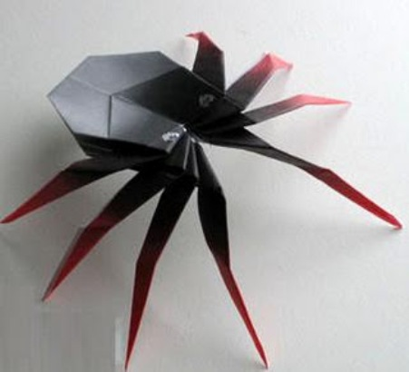 Paper Crafts Origami For Kids Origami Paper Spider