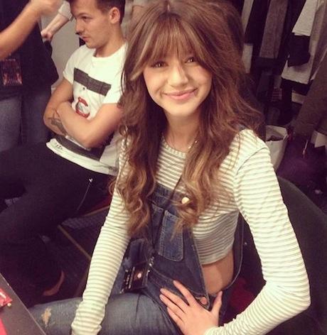 Wszystko o One Direction : Nowa Fryzura Eleanor Calder