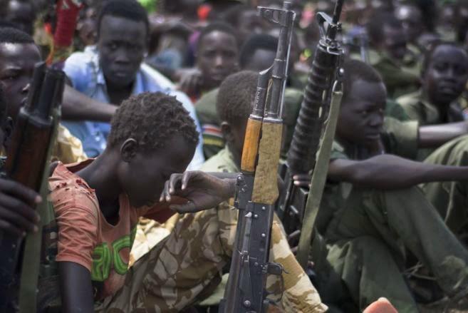Grupo armado secuestra 89 niños en Sudán del Sur