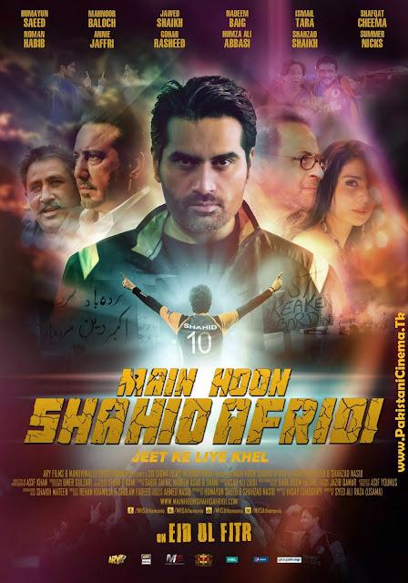 Main Hoon Shahid Afridi 2013 720p DVDRip 900mb