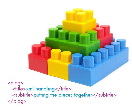 XML Handling Basics