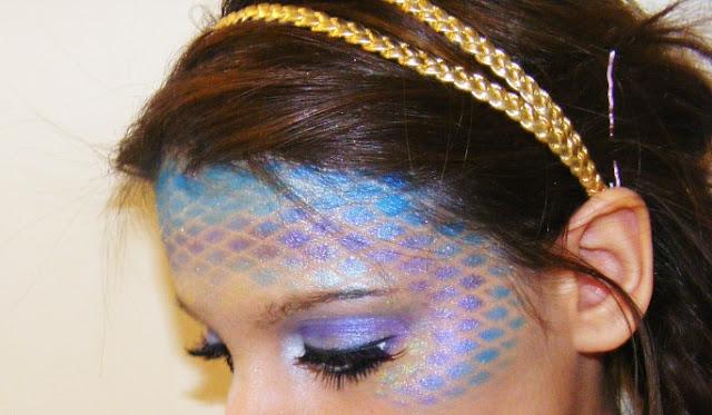 mermaid-makeup