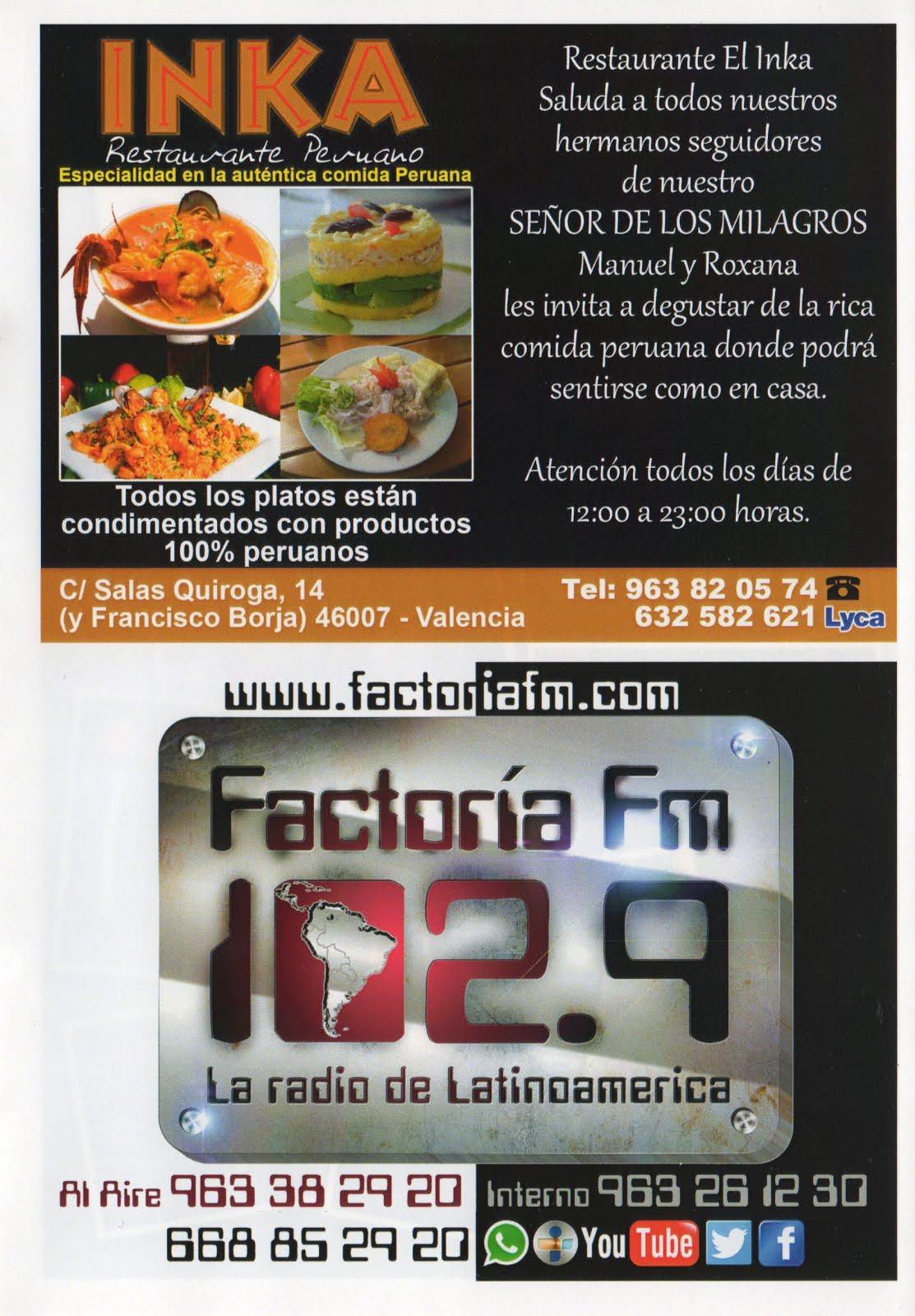 Restaurante INKA