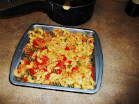 Cheese-kissed Tomato Noodle Medley by Custom Taste