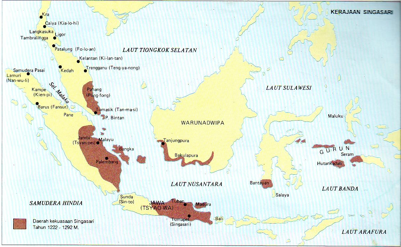 Keren Luar Biasa: Sejarah Kerajaan Singosari: Ken Arok