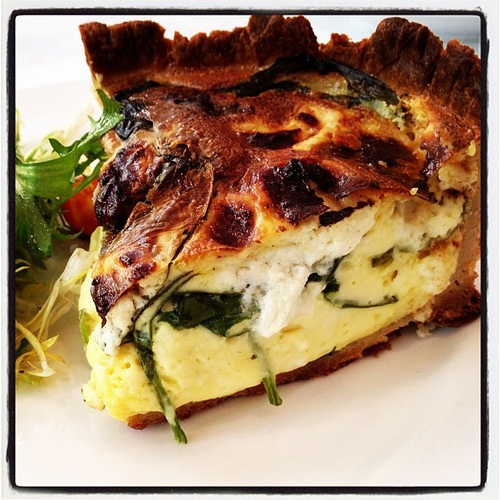 Charcoal interiors style in the city we answer what for Luxury quiche