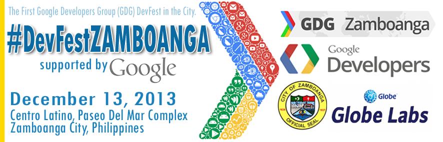 GDG DevFest Zamboanga