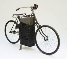 Roper Steam Motorcycle/ Foto: Istimewa