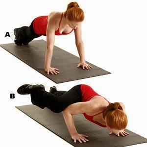zayıflama hareketi plank