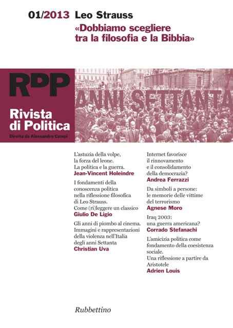 Maelstrom perch non siamo ancora 39 normali 39 un for Struttura politica italiana