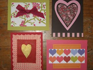 Idéias de cartões para o dia dos Namorados