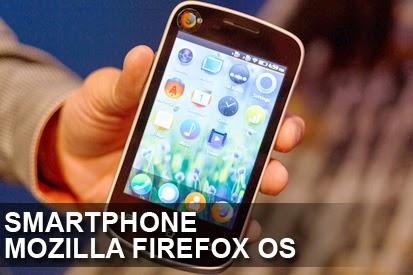 Smartphone Mozilla Firefox OS