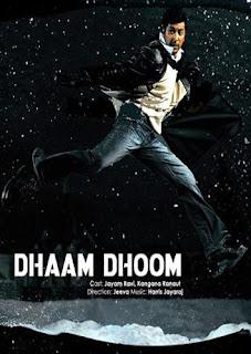 Dhaam Dhoom 2008 Dual Audio [Hindi – Tamil] 720p UnCut HDRip [1.3GB]