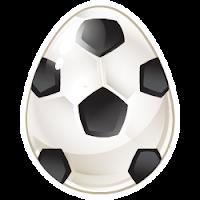 Huevo de dragón futbolista
