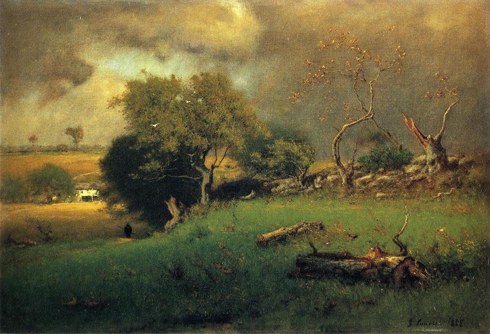 The Art Appreciation Blog The Art Of George Inness