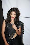 Actress Bhanu Hot photos in black-thumbnail-17