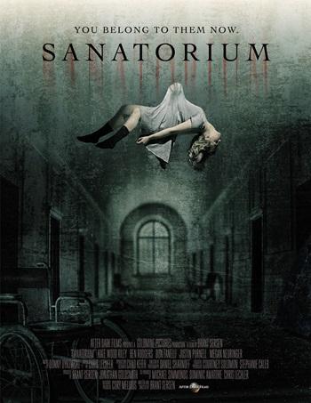 Hospital del Terror DVDRip Latino