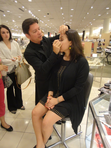 Christopher Truffa/Clarins Beauty Confessions and fashion junkie