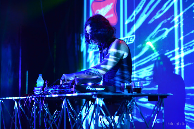 Skazi live at Bluefrog Delhi India