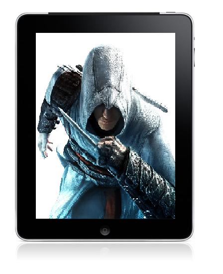 assassin%2527s%2Bcreed%2Btablet Ubisoft quer trazer mais Assassin's Creed e outras franquias para tablets