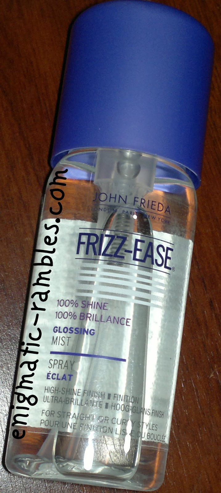review-John-Frieda-Frizz-Ease-Glossing-Mist