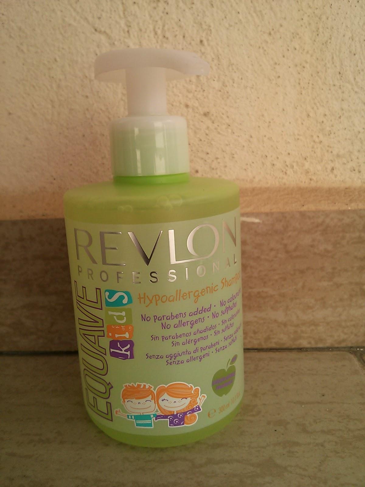 Revlon Equave Kids Champú 2 en 1 Niños