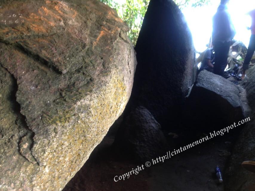 kawasan gua yunus pulau besar