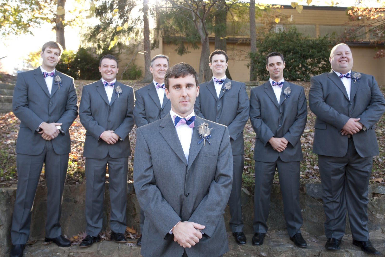 Hitched: Our Wedding Party - Carolina Charm