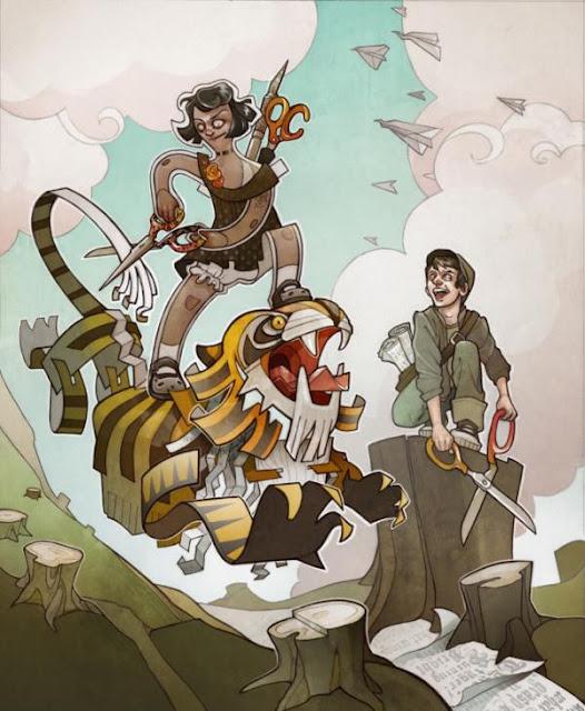 Whimsical Illustrations