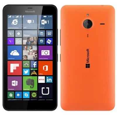 Microsoft Lumia 640 XL LTE Dual SIM complete specs and features