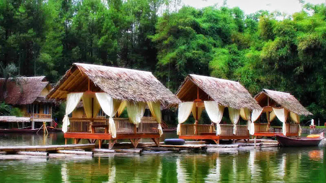 4 Tempat Honeymoon Yang Romantis