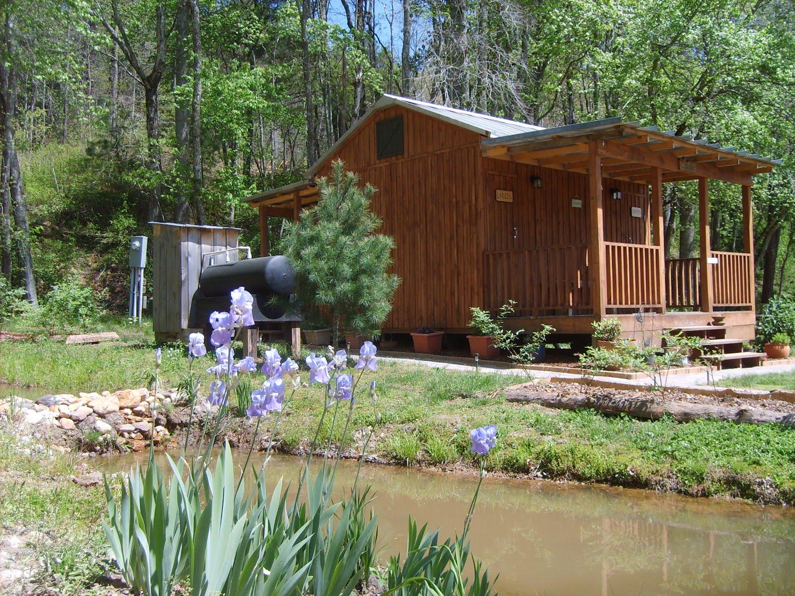 Persimmon Creek Campground April 2012