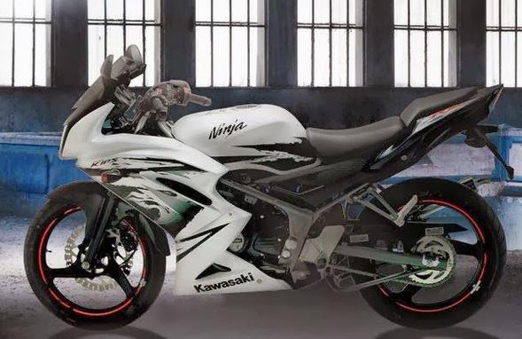 Kawasaki Ninja 150 Rr 2014 Indonesia