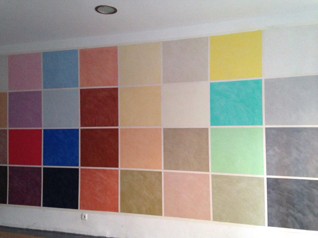 Materiales de construcci n construcci n en madera reformas - Colores de microcemento ...