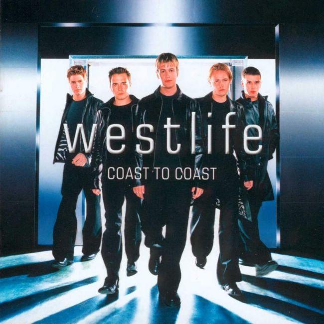 album cover westlife coast to coast