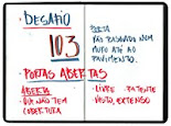 DESAFIO 103 - PORTAS ABERTAS