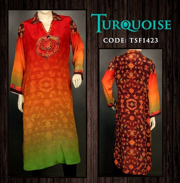 Turquoise Summer Collection 2014