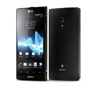 Download Android 4.0 ICS Update for AT&T Sony Xperia Ion