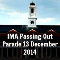 IMA Passing Out Parade 13 December 2014