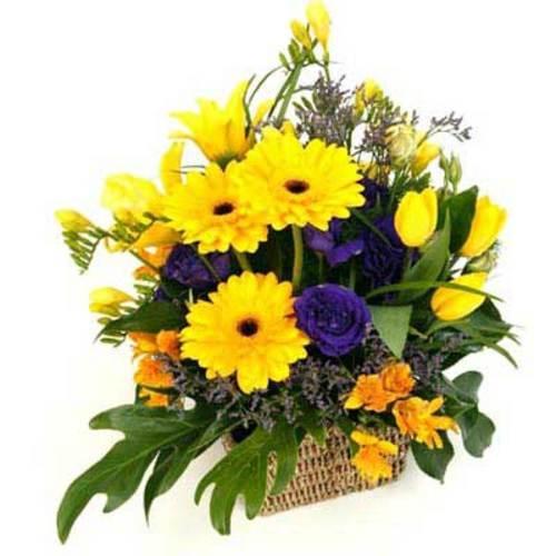 Flower Arrangements Gift Baskets : Flowers