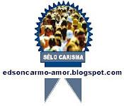 Selo recebido do blog Rabiscos e Sentimentos - Tânia Camargo