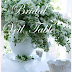 Bridal Veil Tablescape