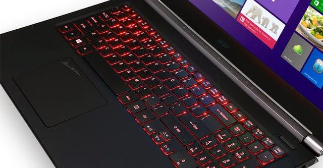 Acer ra mắt Laptop chơi game Aspire V Nitro