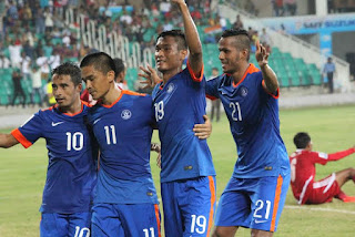 India vs Nepal: SAFF Championship 2015