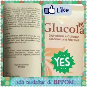 Glucola Gel Baru MCI