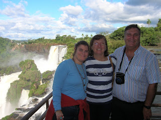 Cataratas de Iguaz, Iguazu, Argentina, vuelta al mundo, round the world, La vuelta al mundo de Asun y Ricardo