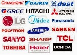 Produk-produk AC dan Kulkas